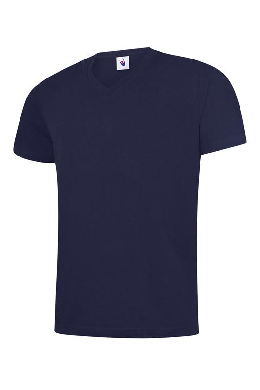 lb317 t-shirt col v
