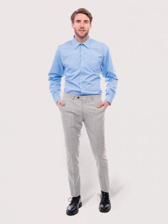 uc713 chemise Coupe cintrée