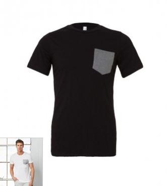 cv3021 t-shirt avec poche