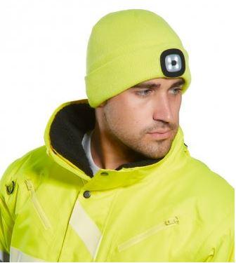 pw667 portwest bonnet head light