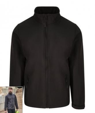 rx500 veste softshell