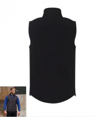 rx550 veste soft shell sans manches