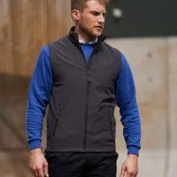 rx550 veste sans manches soft shell
