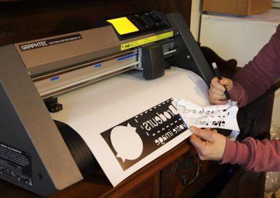 En imprimant notre Logo-1