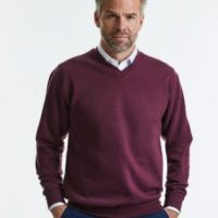 272m Russell sweat-shirt col V